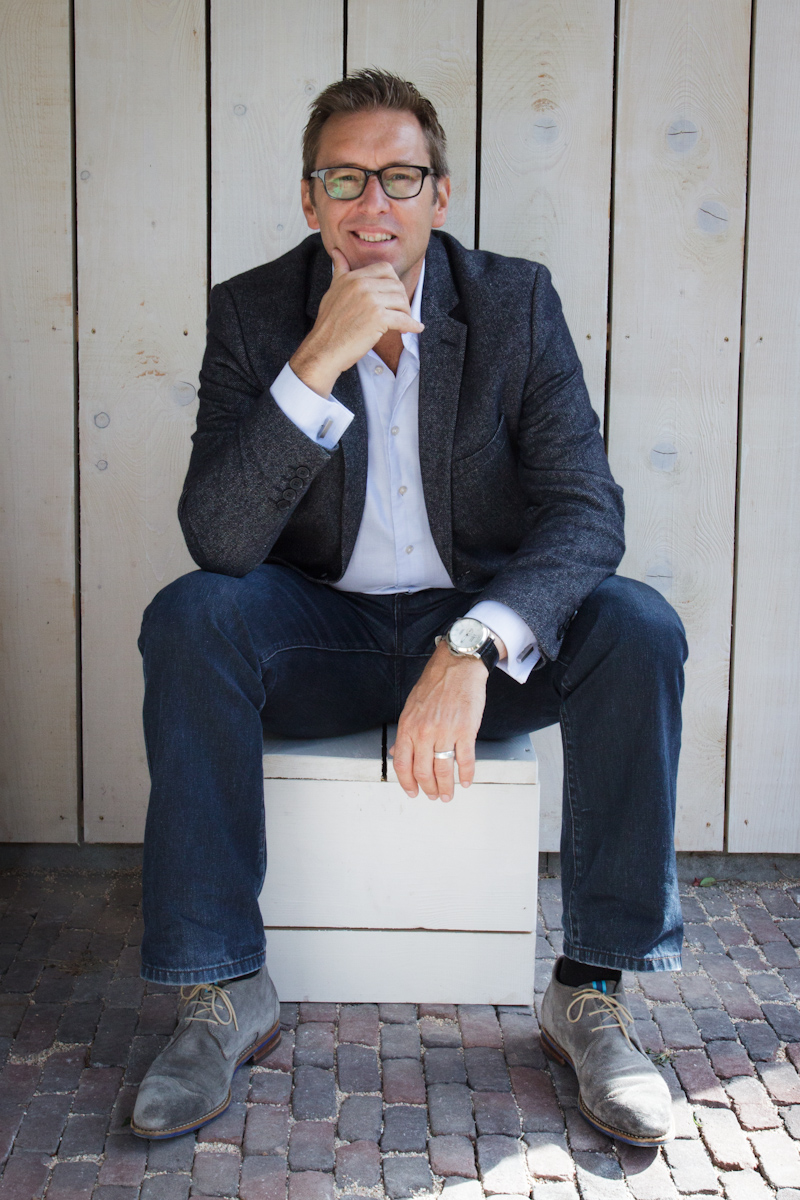 Jan Veldman sales en marketing professional